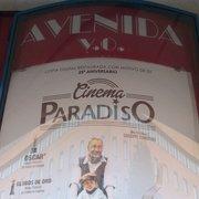 Avenida Cinco Cines, Sevilla
