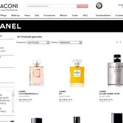 Hochwertige Marken wie Chanel