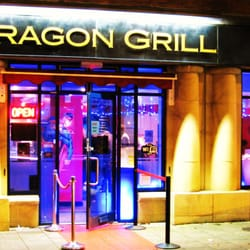 Dragon Grill, Bristol, UK