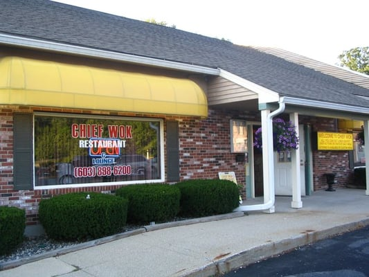 Chief Wok Restaurant - Salem, NH | Yelp