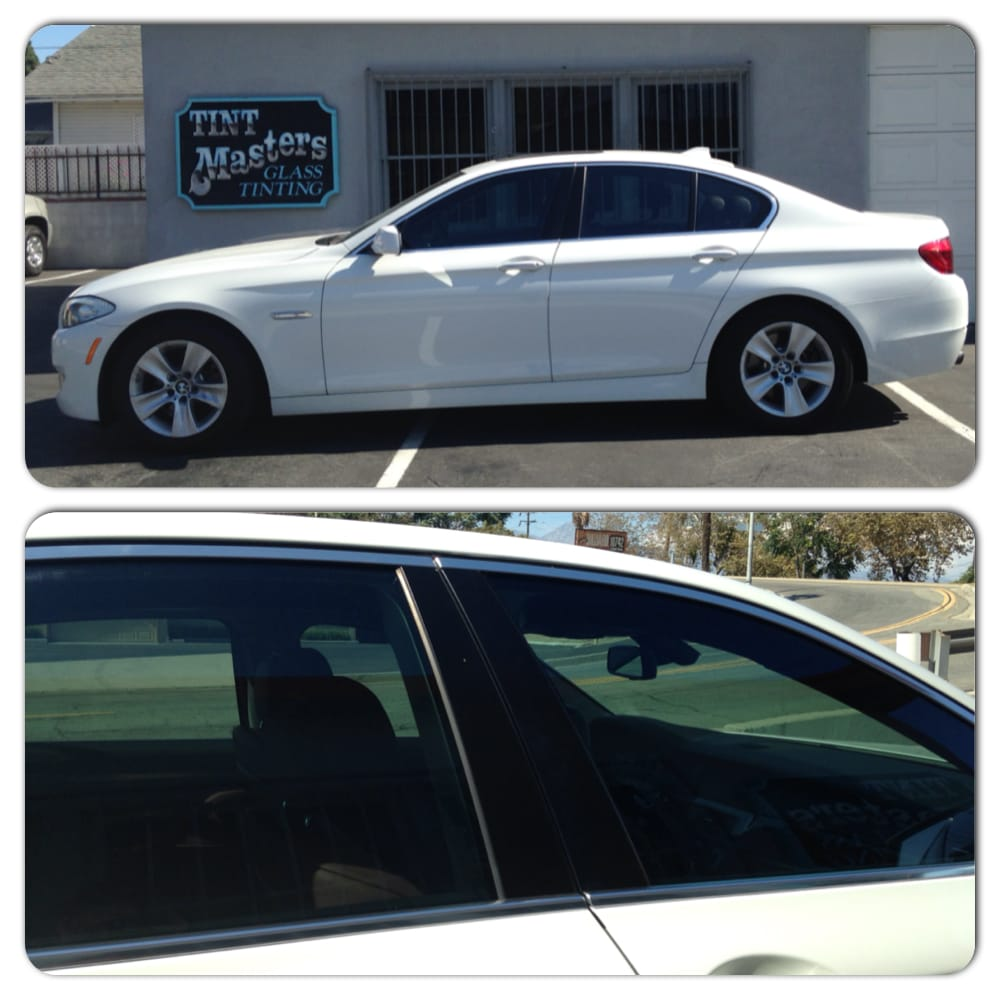2012 BMW 528i - Tinted With 3M Crystalline 60%