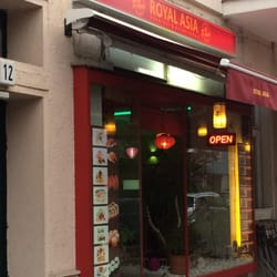 """Slimfood4you - Berlin, Allemagne. Neues Restaurant """"Royal Asia"""""""