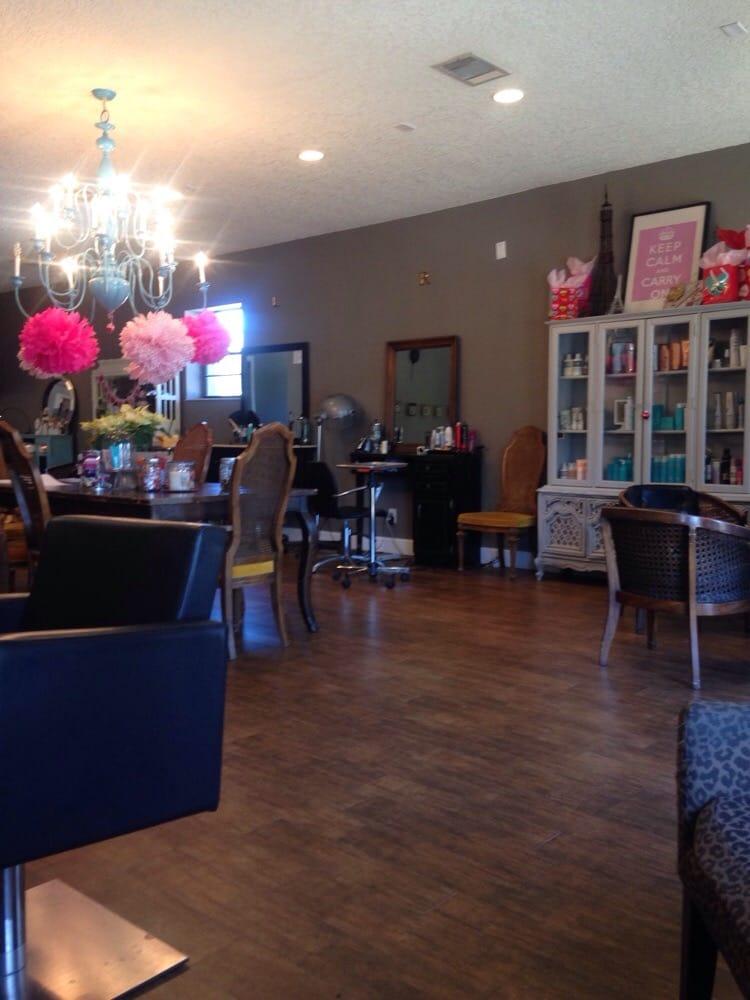 Parlour salon and spa hairdressers lake como orlando for A new image salon orlando