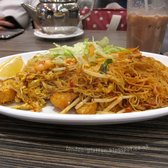Mee Siam (£6.50) @ C&R Restaurant, Chinatown
