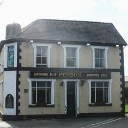 The Penbont Inn, Caernarfon, Gwynedd