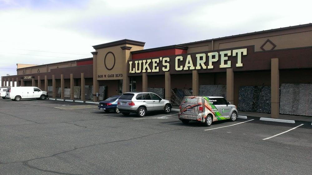 Luke 39 s carpet and design center across gage blvd from for Flooring kennewick