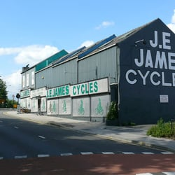 J E James Cycles - Family and Fun, Sheffield, South Yorkshire
