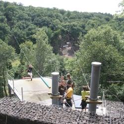 Wald - Kletterpark - Bad Neuenahr-Ahrweiler, Bad Neuenahr-Ahrweiler, Rheinland-Pfalz