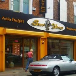 Sun Ying Restaurant, Birkenhead, Merseyside