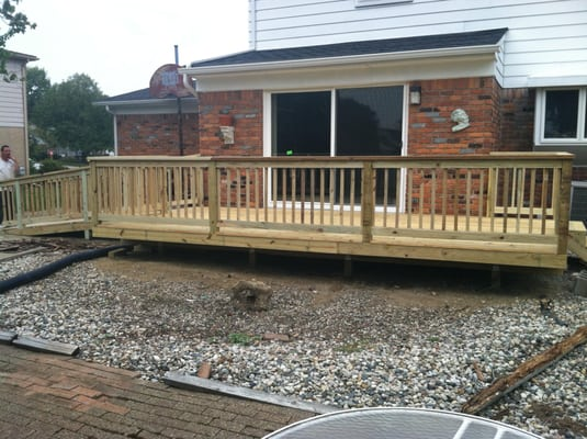 Barrier Free Home Construction Highland Charter Township