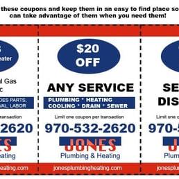 Jones plumbing amp heating closed plumbing 502 2nd st berthoud