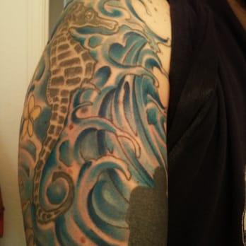 Monkey wrench tattoo 32 photos 57 reviews tattoo for Tattoo santa rosa