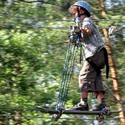Mit dem Skateboard quer durch den Wald…