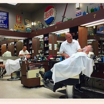 carls old time barber shop 58 photos 38 reviews barbers 169 weston rd weston fl. Black Bedroom Furniture Sets. Home Design Ideas