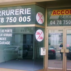 Accord Services, Brignais, Rhône, France