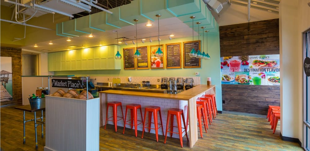 Tropical Smoothie Cafe Near Wake Forest Nc