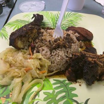 Jamaica jamaica cuisine 142 photos caribbean for Austin s caribbean cuisine
