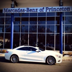 Mercedes benz of princeton 33 2910 u s for Mercedes benz of princeton lawrence township nj