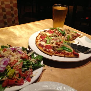 PW Pizza - Saint Louis, MO, United States. The Wolf with gluten free ...