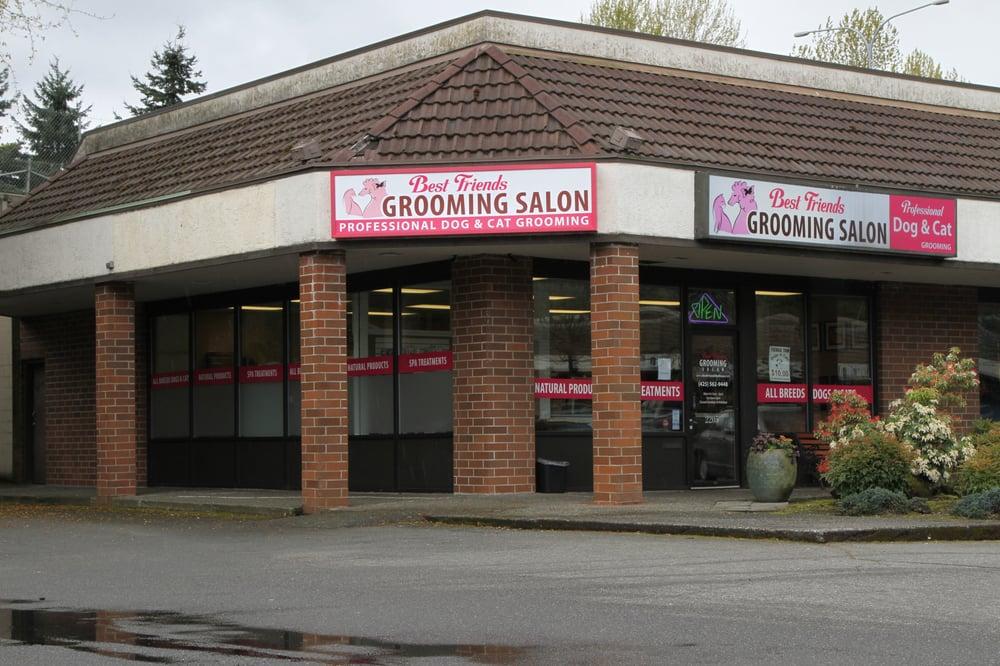 Best friends grooming salon 14 photos pet groomers for 7 salon bellevue
