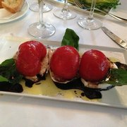 Le Tourville - Paris, France. Tomato & Mozzerella