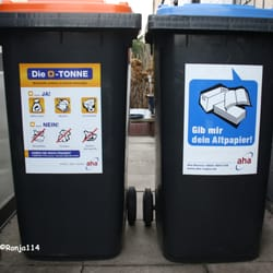 Aha abfallwirtschaft hannover