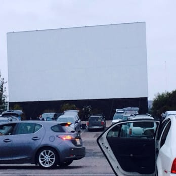 santee drivein theatre this place is rock santee