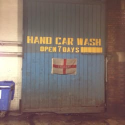 Chamber Street Car Wash, London