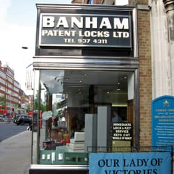 Banham Security, London