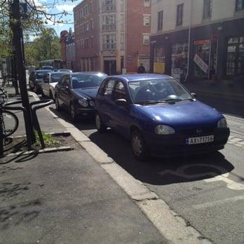 Gateparkering oslo