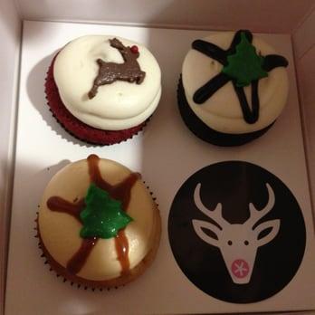 ... Flavors: Rudolph Red Velvet, Holiday lava fudge, Christmas caramel