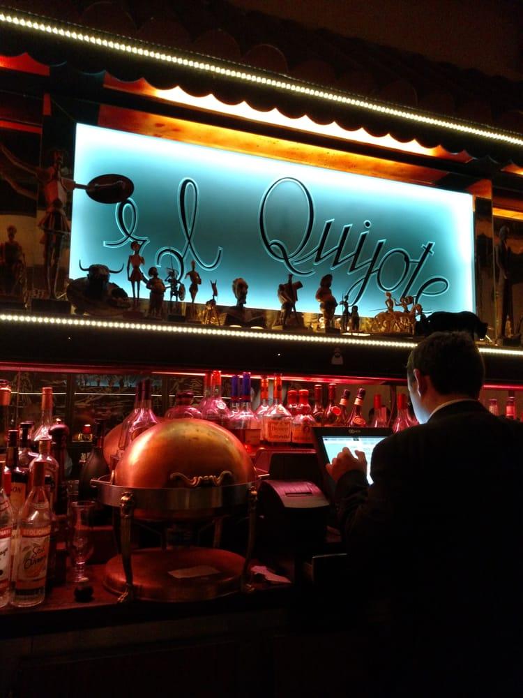 El Quijote Bar & Restaurant