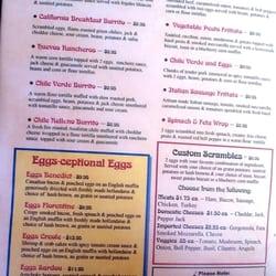 Cafe Nouveau For Breakfast Ventura Ca
