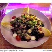 Speise - Großer gemischter Salat