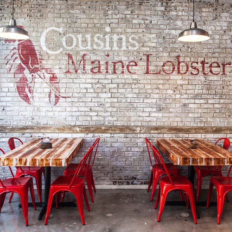 Cousins Maine Lobster Restaurant - Seafood - West Hollywood - West Hollywood, CA - Reviews ...
