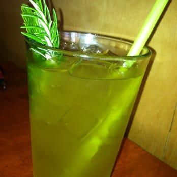 ... cooler 5 peachy green tea cooler charbay green dragon green tea lime