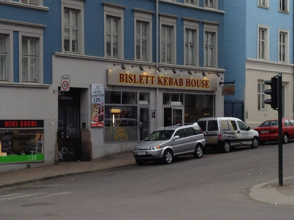 Bislett Oslo Norway Bislett Kebab Oslo Norway