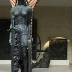 Musée Bourdelle - Paris, France. Image extraite du site internet du musée