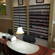 Gel Nails - Tampa, FL, United States. Great selection of gel and