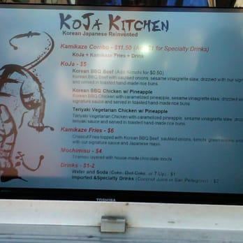 KoJa Kitchen 804 s & 783 Reviews Food Trucks