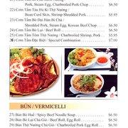 Juice House Boba - Phoenix, AZ, États-Unis. Rice and Vermicelli Noodle Dishes