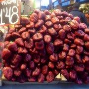 Big sweet strawberries