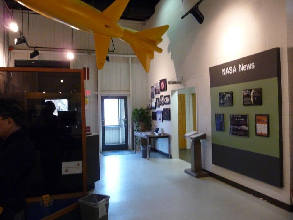 nasa wallops visitor center - photo #10