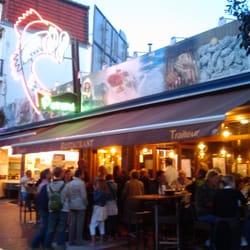 Restaurant Perard, Le Touquet Paris Plage, Pas-de-Calais, France