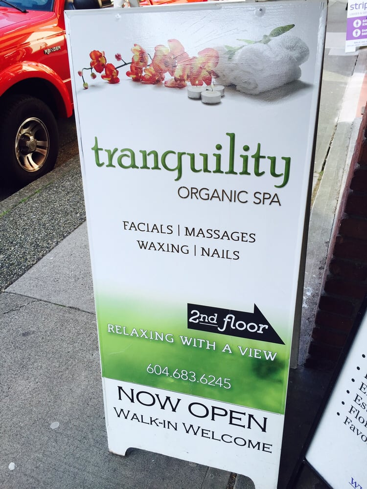 Tranquility Spa Vancouver Review