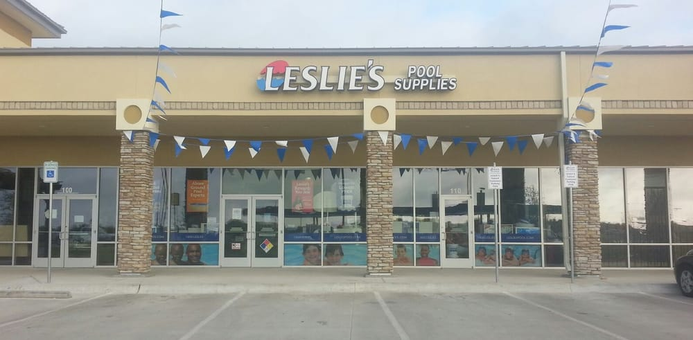 Leslie s swimming pool supplies hot tub pool 100 s - Swimming pool chemicals suppliers ...