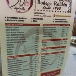 Bodegas Roldán, Bollullos Par del Condado, Huelva, Spain