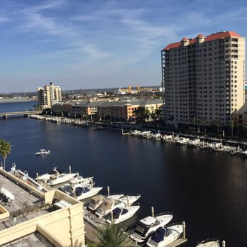 tampa marriott waterside hotel marina 161 photos. Black Bedroom Furniture Sets. Home Design Ideas