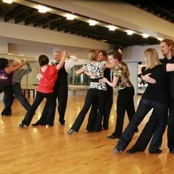 Ballroom Dance Teachers College - Learning the Tango Corte. - Oakland, CA, Vereinigte Staaten