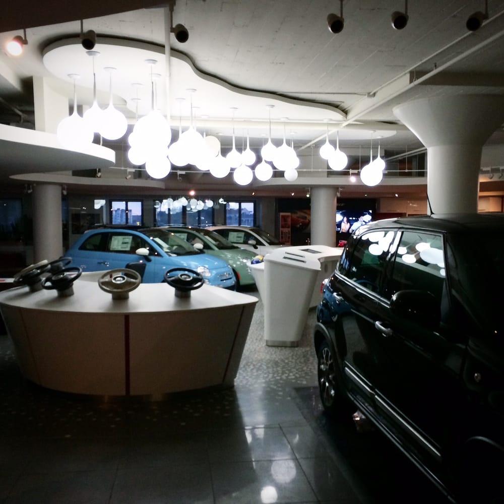 Fiat Of Los Angeles At Motor Village La Car Dealers